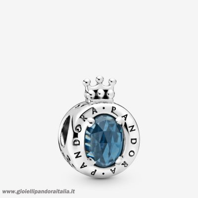 Vendita Blu Scintillante Corona O Fascino On Line