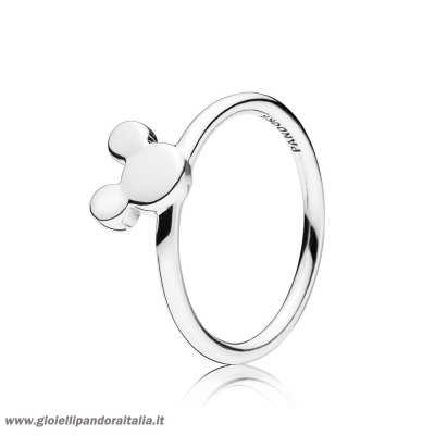 Vendita Disney Anelli, Silhouette Di Seta Mickey On Line