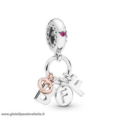 Vendita Pandora Rose Bff Sospeso Fascino On Line