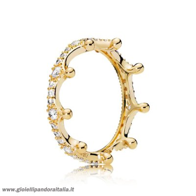 Vendita Pandora Shine Enchanted Corona Anelli On Line