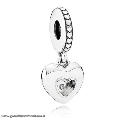 Vendita Simboli D'Amore Charms 2017 Club Charm Diamante On Line