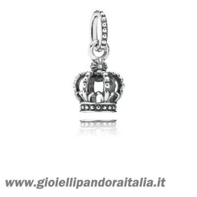 Vendita Fiaba Charms Noble Splendore Corona Penzolare Charm On Line